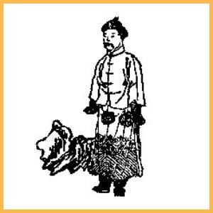 《推背圖》第十二象 【敬塘稱兒拜遼王】