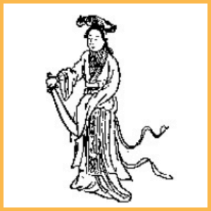 推背圖 》千百年第一正解 : 「讖頌圖預言」全文重編排序版《推背圖》第三象【武皇則天建周朝】